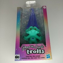 Good Luck Trolls Classic Troll 60th Anniversary 2019 Hasbro Dreamworks - $17.77