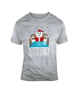Let It Snow Cocaine Funny Parody Wal Mart Sport Gray T Shirt - $21.77+