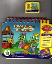LeapFrog - My First LeapPad - Once Upon A Rhyme - $4.75