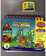 LeapFrog - My First LeapPad - Once Upon A Rhyme - $4.50