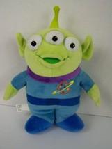 Disney Parks Toy Story Alien Plush Little Green Man 12 Inch  - $21.77
