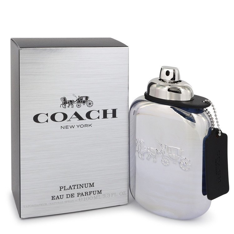 Coach platinum 3.3 oz edp cologne