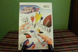 Game Party 2 (Nintendo Wii, 2008) Good Condition - $6.92