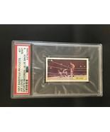 1957 Sweetule Products #21 JOE LOUIS Sports Records Blue Back  Graded PS... - $88.11