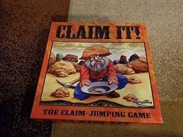 Wattsalpoag LLC Claim It! Board Game - $24.20