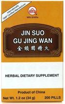 Jin Suo Gu Jing Teapills Jin Suo Gu Jing Wan - $13.59