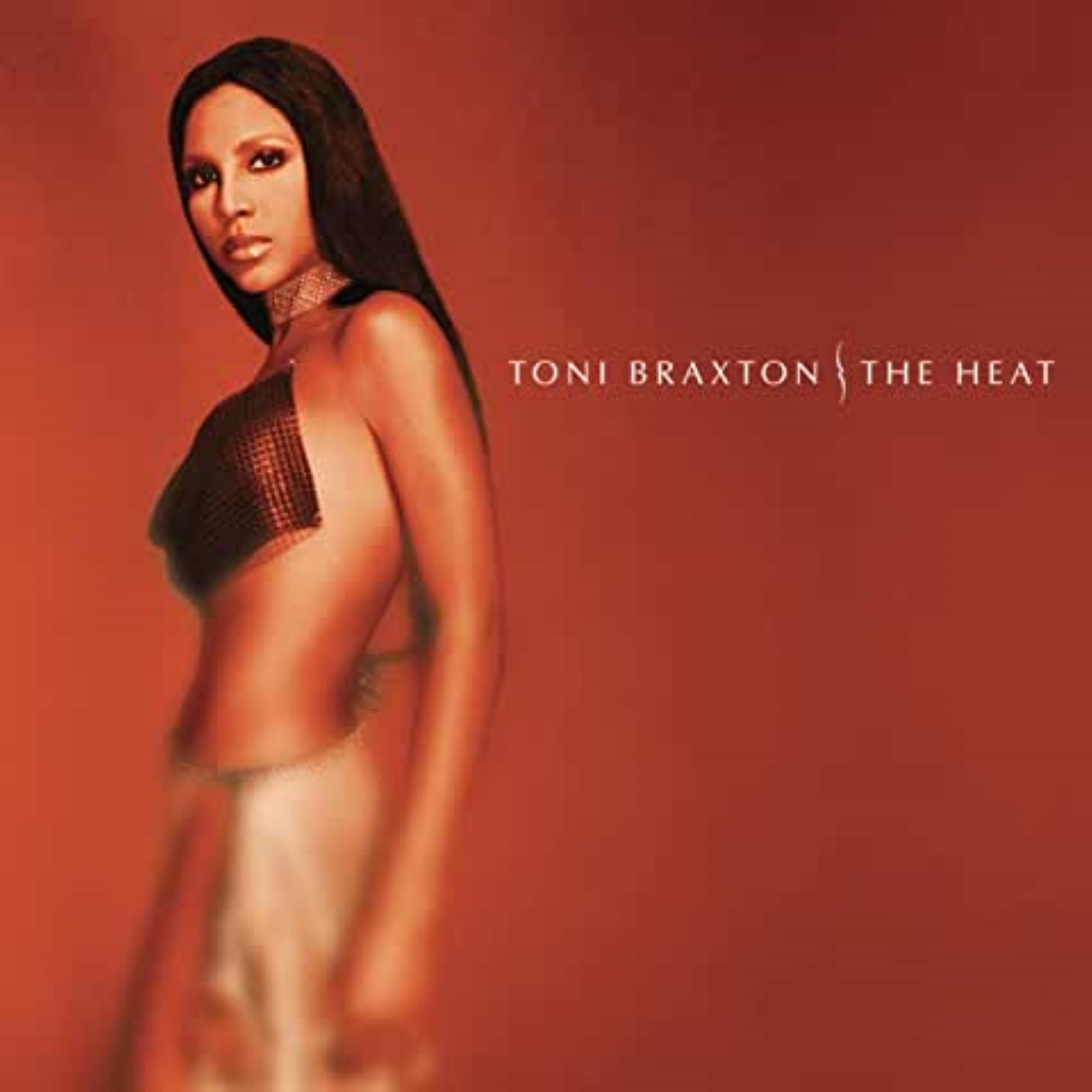 Primary image for  The Heat by Toni Braxton Cd