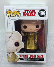 Funko POP Star Wars: Supreme Leader Snoke Vinyl  Figure - $9.99