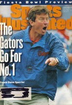 Sports Illustrated Magazine, December 25 1995-January 1 1996, Gators Go ... - $3.25