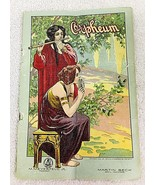 Orpheum Theatre 1910 Booklet Advertising Very As Is - $12.38