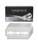 QSHAVE® Blade Razor Straight Razor Titanium Blade Classic Double Edge Sa... - $2.98