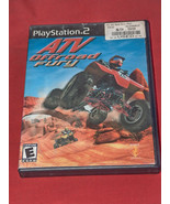 ATV Offroad Fury Sony PS2 2001 Video Game W/ Instructions - $9.10
