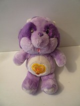 Vintage Care Bears Cousins BRIGHT HEART RACCOON Kenner 1983 Plush Stuffe... - $21.78