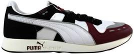 Puma RS100 AW White/Cabernet-Black 356331 03 Men's SZ 11 - $76.00