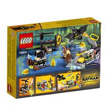 Lego Scarecrow Fearful Face Off 70913 Batman Movie Building Kit [New] - $23.88