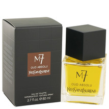 Yves Saint Laurent M7 Oud Absolu Cologne 2.7 Oz Eau De Toilette Spray image 4