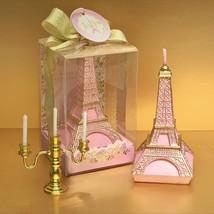 Eiffel Tower Candle Valentines Birthday Decor Art Cake Party Wedding Kid... - £13.33 GBP