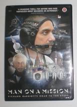 Man on a Mission: Richard Garriott's Road to the Stars with Owen Garriot... - $2.22