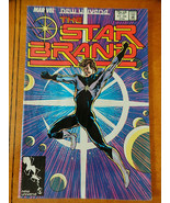 Marvel Comics New Universe The Star Brand Vol 1 # 11 January 1988 - $6.75