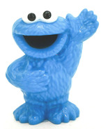 Sesame Street 123  Cookie Monster   4th in Set of 11 Holiday Ornaments - $16.83
