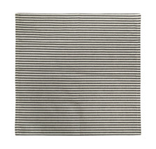 Cotton Kitchen Towels Stripes Black & White 2/pack - $8.59