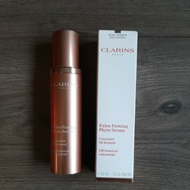 Clarins Extra-Firming Phyto-Serum 50ml/1.6oz Full Size NIB- MSRP $104! - $64.99