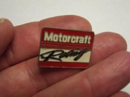 Vintage Motorcraft Racing Pin - $9.89