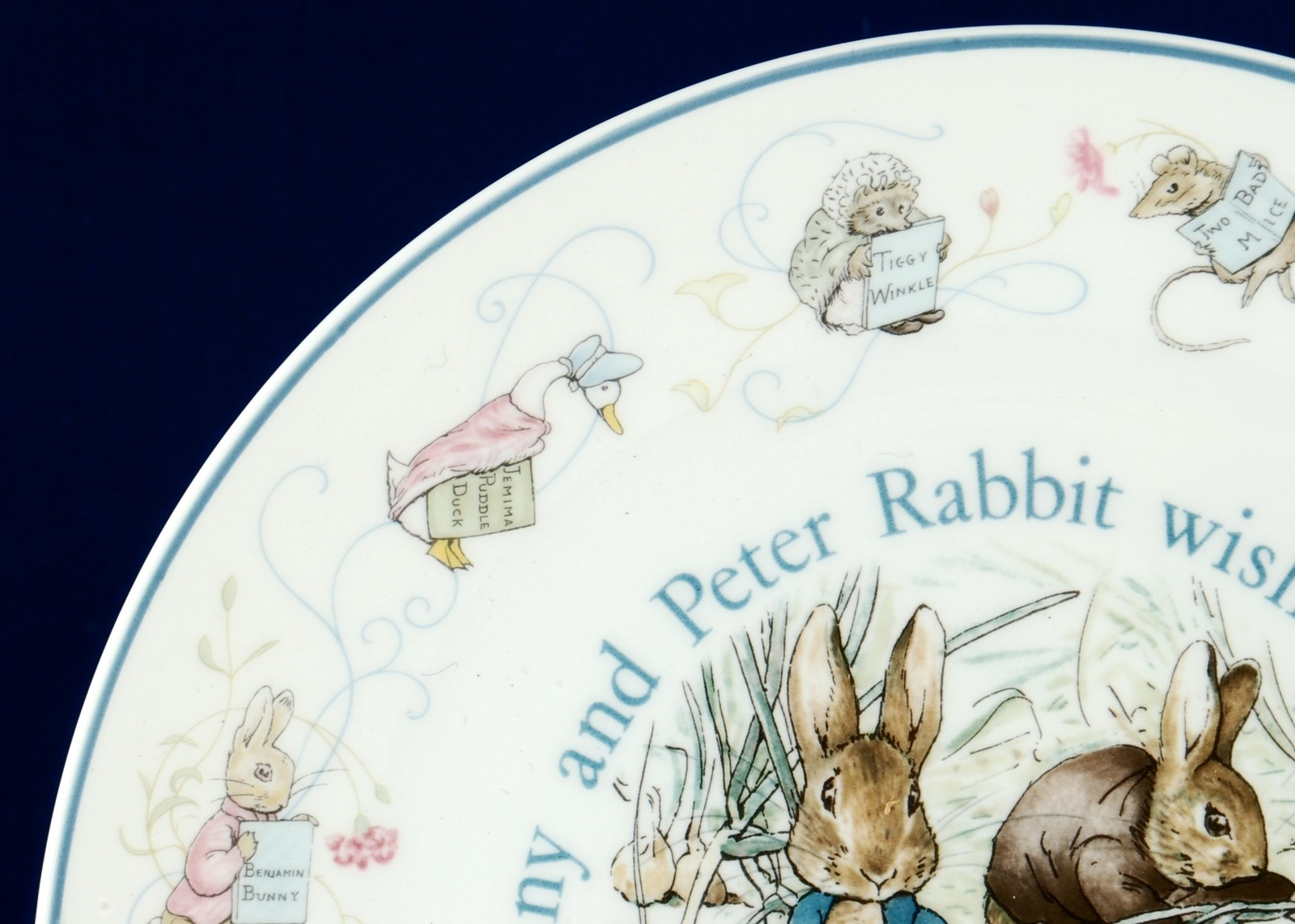 Peter Rabbit Hy Birthday
