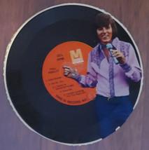 Vintage Cereal Box Record Bobby Sherman Metromedia RecordsFlexidisc  33-... - $19.99