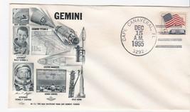 TITAN 6 GEMINI LAUNCH CAPE CANAVERAL FLORIDA DEC 15 1965 ORBIT COVERS - $2.98