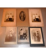 Thomas F. & Myrtle Clarkin Family (6) Maine Photos Thomas Jr., Meta, Mar... - $87.50
