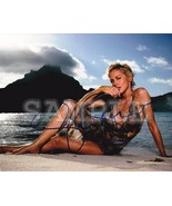Watermarked sharon stone autographed 8x10 photo reproduction thumbtall