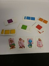2005 Candy Land Board Game Replacement Lot Of Cards Parts Only EUC - $11.62