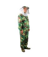 Camouflage Beekeeping Uniform Euipment Anti-bee Clothes - $27.97