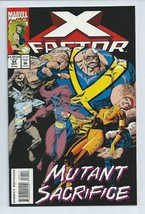 X-Factor #94 Original Marvel Comic Book From 1993 X-MEN NM Condition - $1.79