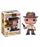 The Walking Dead TV Series Rick Grimes Vinyl POP! Figure Toy #13 FUNKO NEW  - $19.99