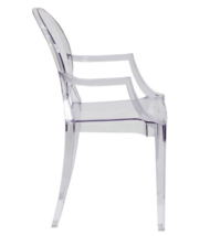 Transparent Crystal Chair  - $93.46