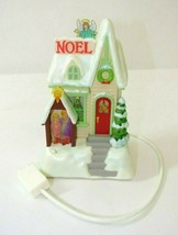 2009 Hallmark Keepske - Caroling Cottages - Noel XLJ6025 Magic Sound - $19.79