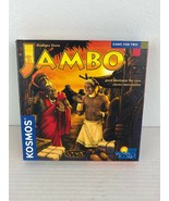 Kosmos Games Jambo Good Business for Two Clever Merchants 2 Player Complete - $59.39