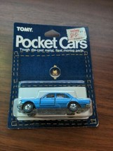 Tomica Tomy Pocket Cars Mercedes Benz 450SEL NO.F7 S=1/67 Made In Japan 1974 - $59.40