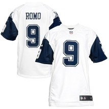 Tony Romo Dallas COWBOYS- Youth Jersey ALTERNATE-NIKE-NWT $75-WHITE - $29.99