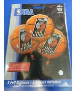 Portland Trail Blazers NBA Pro Basketball Sports Party Decoration Mylar ... - $13.17