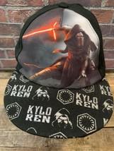 KYLO REN Star Wars Snapback Kid's Youth Cap Hat - $5.93