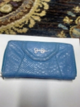 Blue Wallet Jessica Simpson free shipping  - $13.00+