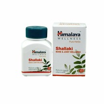 5 x 60 TABLETS HIMALAYA HEALTH SHALLAKI FOR BONE JOINT WELLNESS FREE SHI... - $21.32