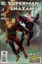 SUPERMAN/SHAZAM:First Thunder Set (DC/2005) - $7.92