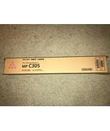 Genuine Ricoh MP C305 Magenta Print Cartridge 842121 for MP C305 - $39.00
