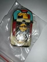 Hard Rock Cafe Dallas Texas Jukebox City Logo Pin Collectible HRC - $15.79