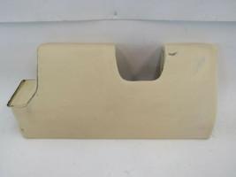 95 Lotus Esprit S4 trim, dash knee bolster, left w/sir, leather magnolia - $121.54