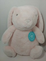 Plush Manhattan Toys Pink soft round bunny rabbit 2019 stuffed animal si... - $13.36